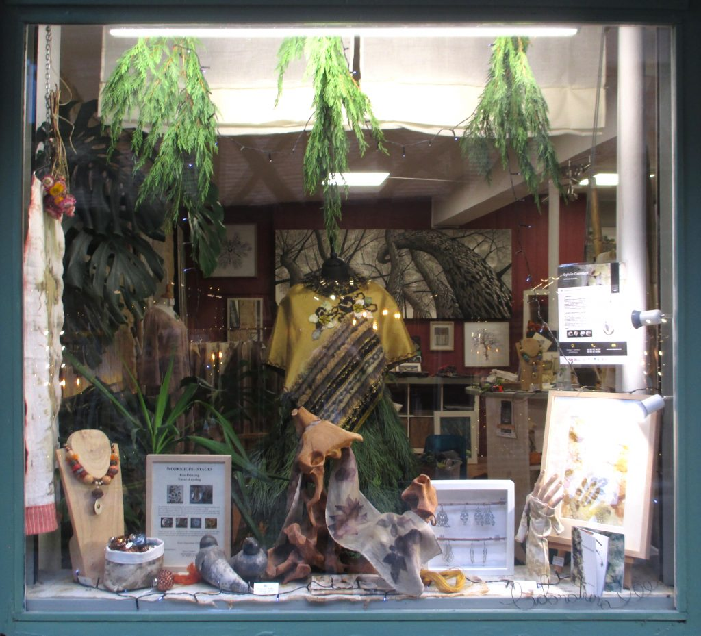 boutique Issigeac Coloratura galerie